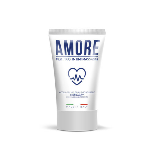 WATERBASED LUBRICANT AMORE 50 MLL