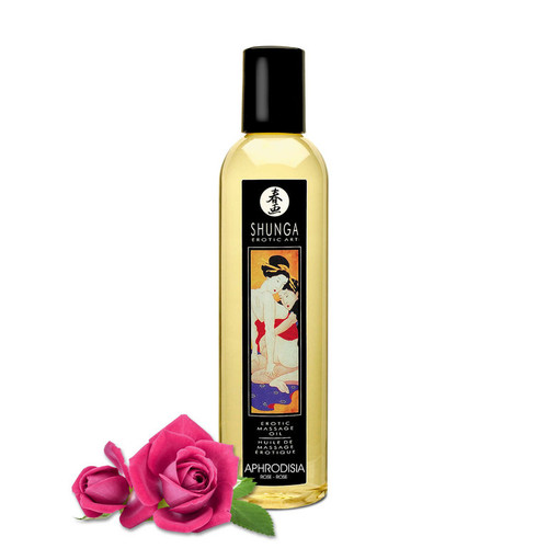 Shunga Aphrodisia Roses Massage Oil 250ml