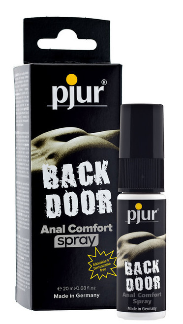 RELAXING SPRAY ANAL PJUR BACK DOOR 20 ML