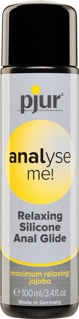SILICONE LUBRICANT RELAXING ANAL PJUR ANALYSE ME 100 ML