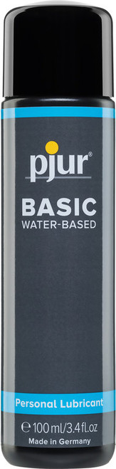 WATER BASED LUBRICANT PJUR BASIC WATERBASED 100 ML