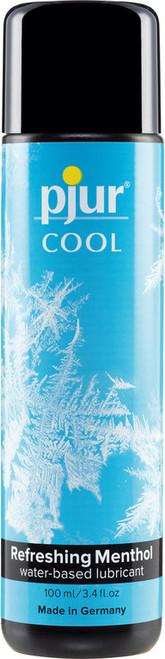 LUBRICANT COOLING EFFECT WATERBASED PJUR COOL 100 ML