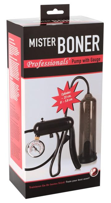 Mister Boner Professionals Pump