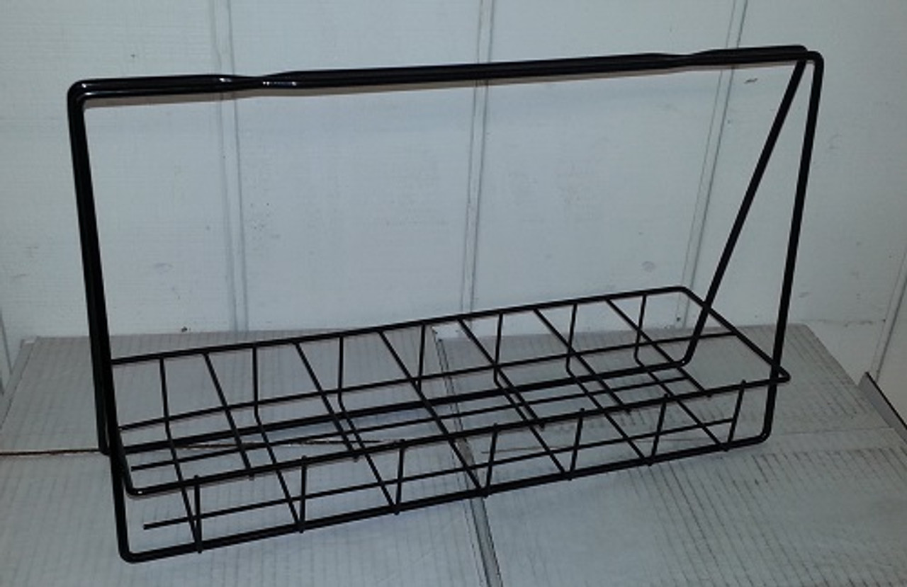 Empty Metal Rack