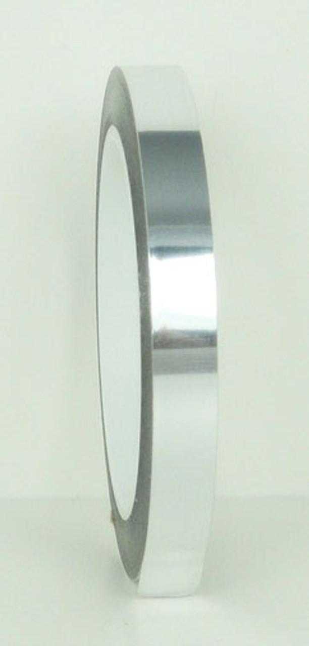 Mirrorglaze Silver Mylar Tape