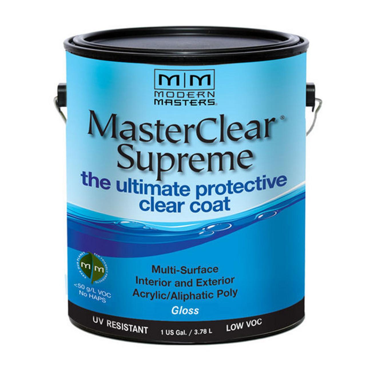 Modern Master's MasterClear Supreme MCS904 Gloss