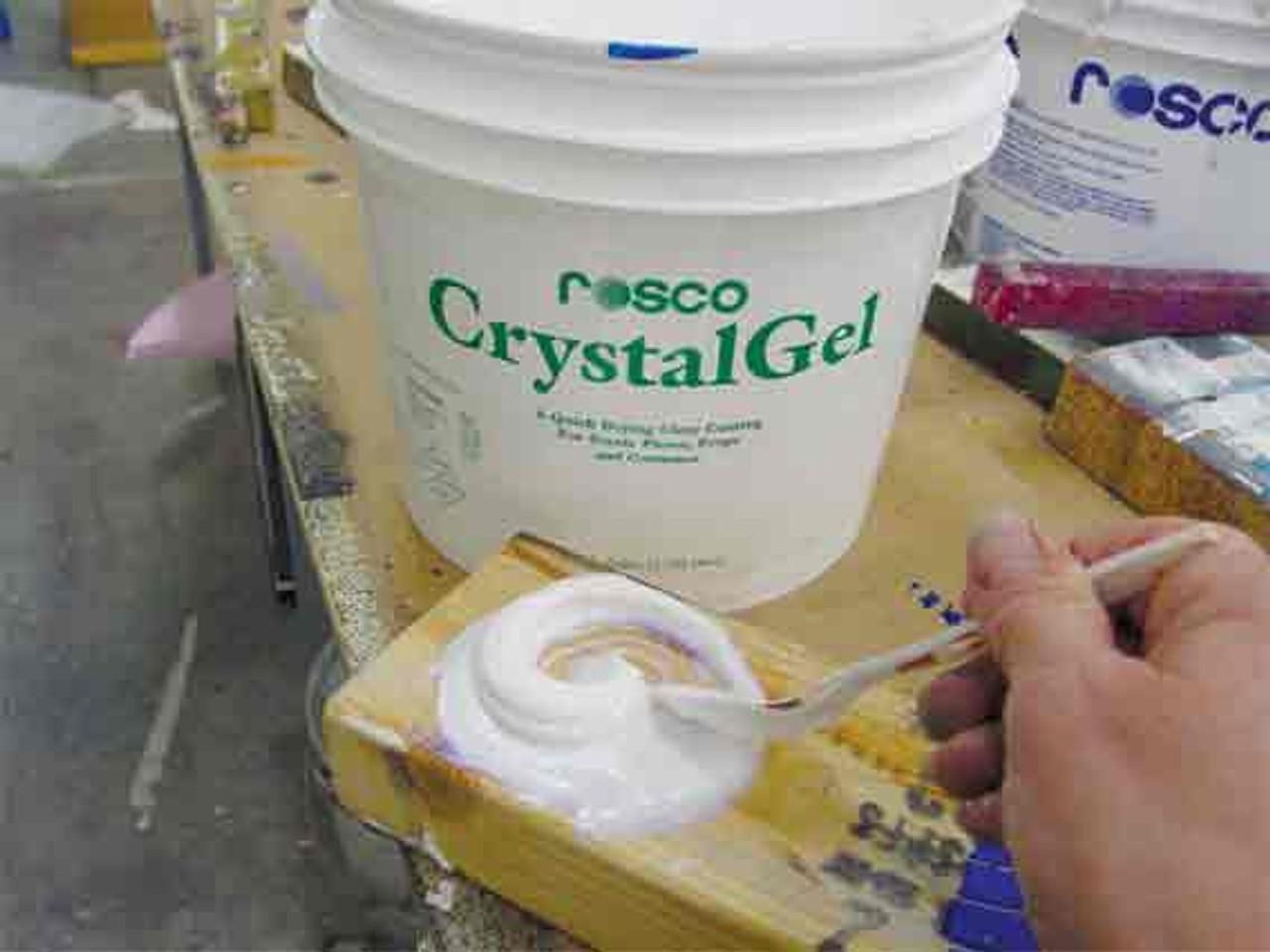 Crystal Gel Spoon