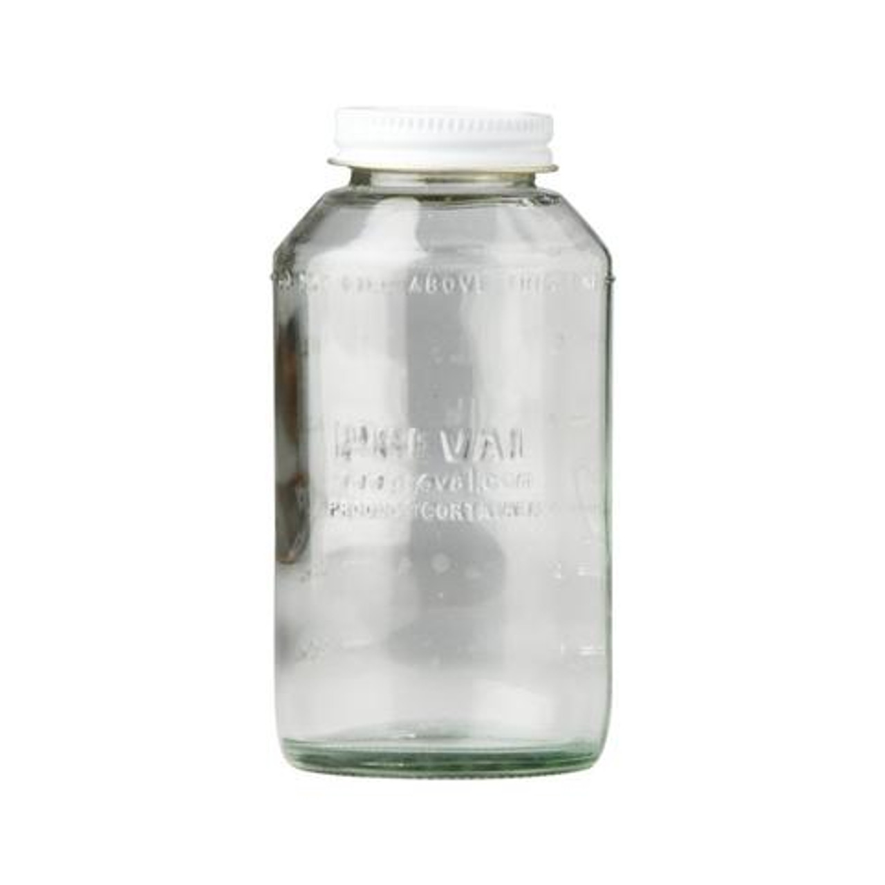 Preval Glass Jar