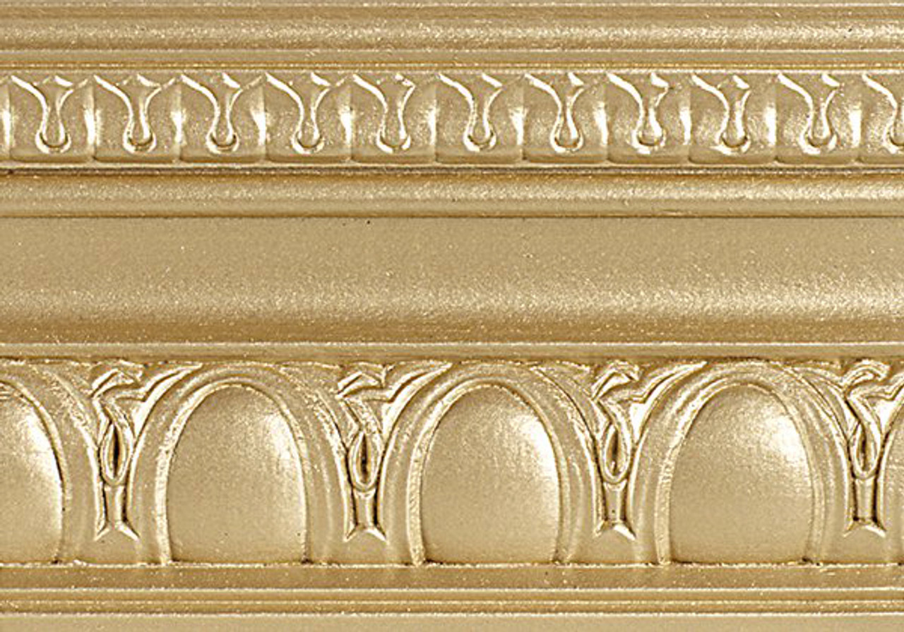 Exterior Metallic Treasure Gold ME337166