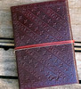 Tree of Life Leather Journal Back Cover