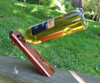 Mahogany Wine Bottle Holder