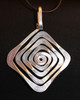 Funky Squiggle Pendant
