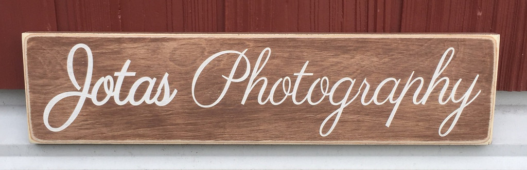 custom sign for business