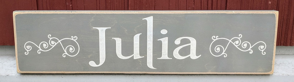 Name Sign