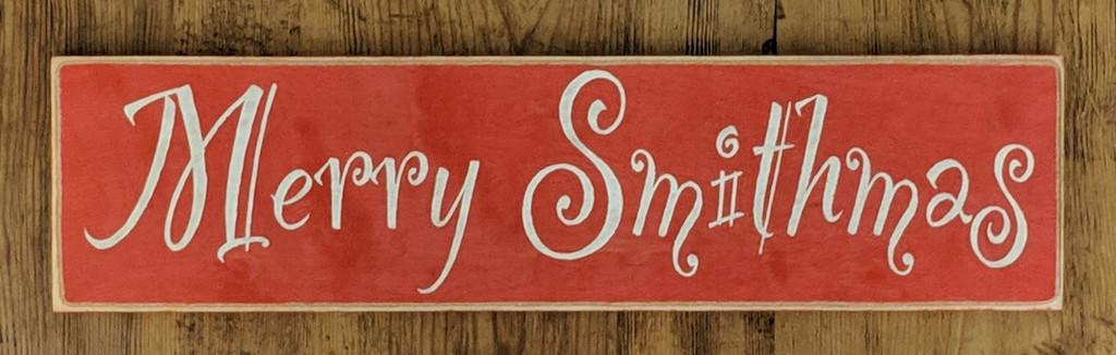 Merry Smithmas