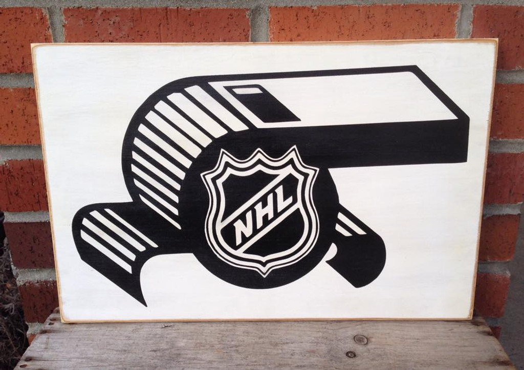 NHL custom sign