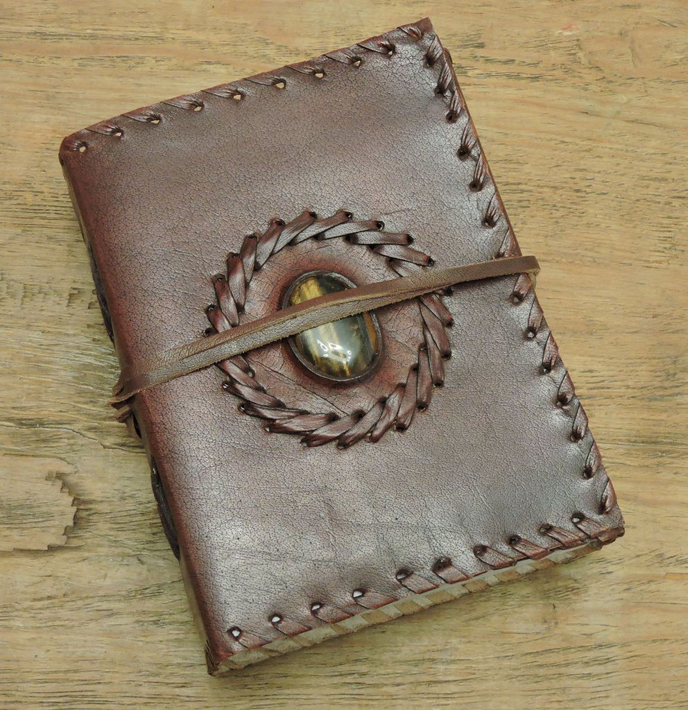 """Leather Journal Small 6"""" x 4.5"""""""