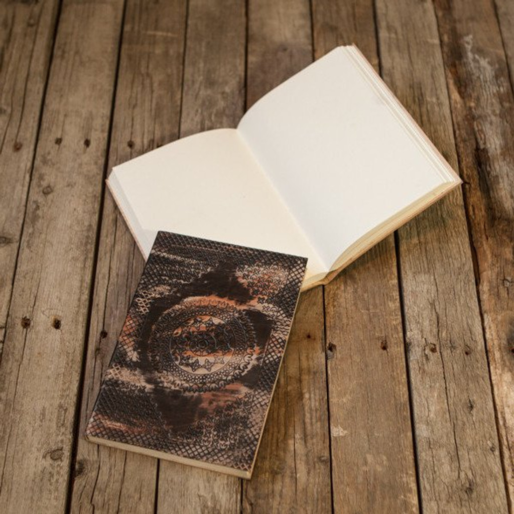 Leather Notebook Journal Distressed