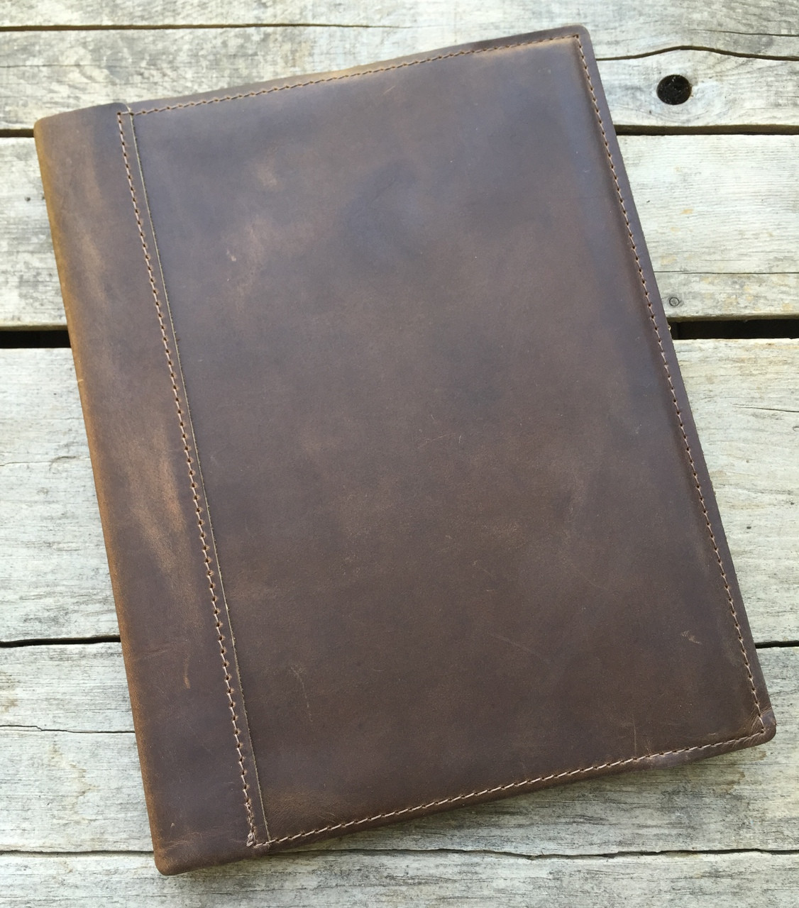 Leather Sketch Book