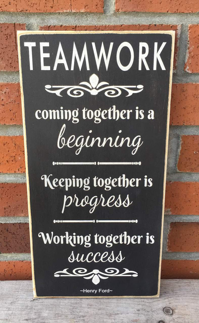 Teamwork - Henry Ford