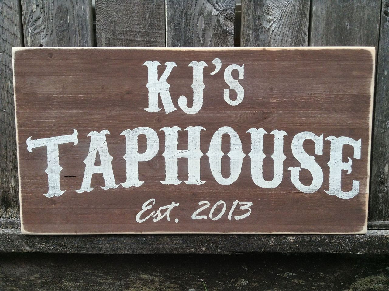Business Sign Custom made