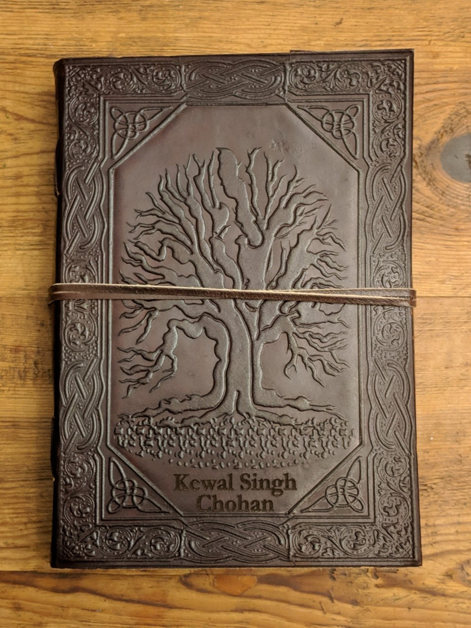 Personalized Tree of Life Journal
