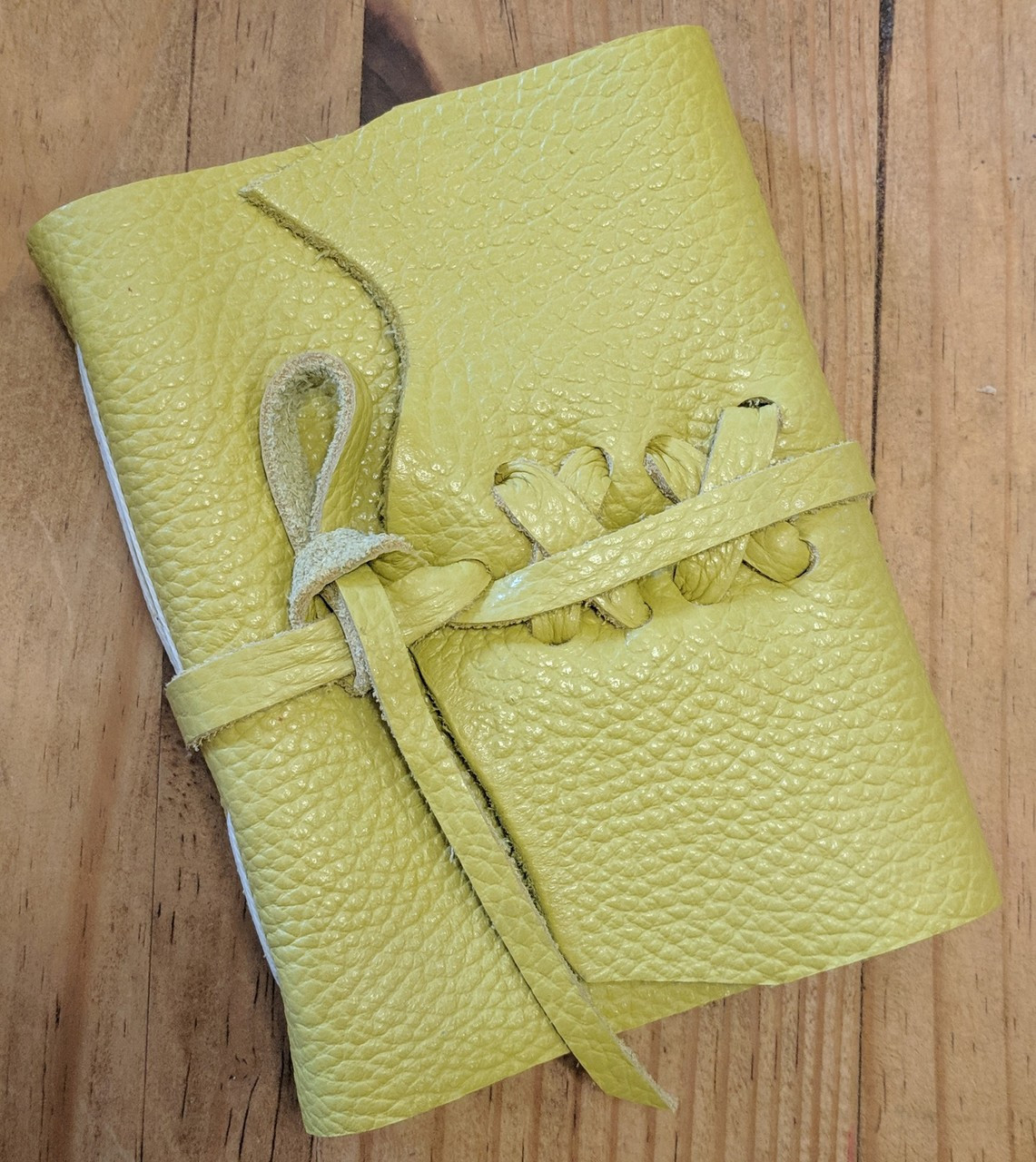 Spellbinding Journals - small yellow