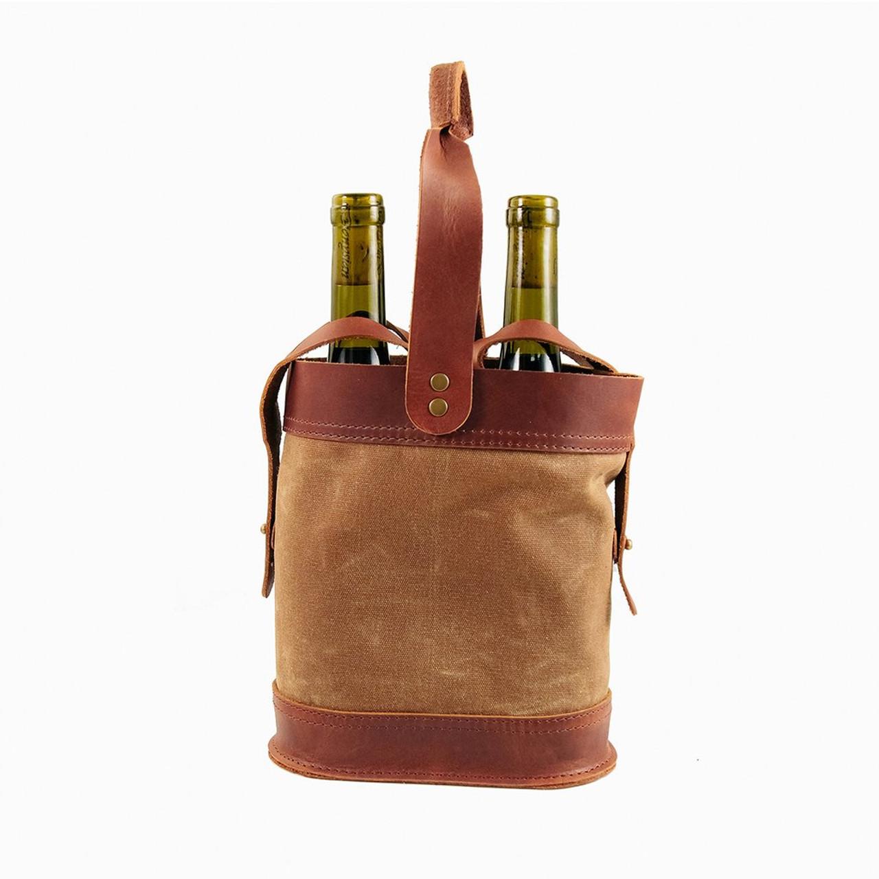 Napa Double Wine Tote - Personalizable