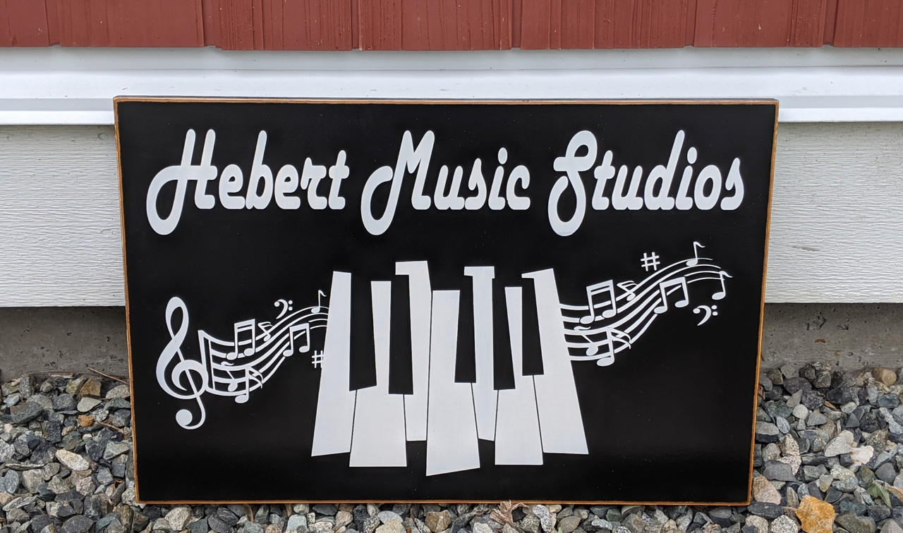 SAMPLE OUTDOOR SIGN