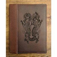 Leather Journal with Engraving