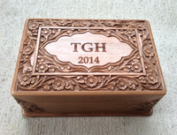 Personalized Jewellery Box