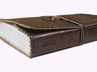 Leather Journal - Medium - The Heartwood Collection