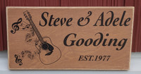 Personalized sign gift