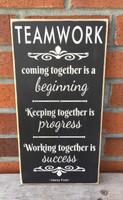 Teamwork - Henry Ford