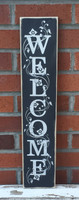 Welcome Sign - Shabby Chic