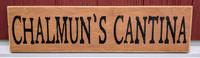 Chalmun's Cantina - Custom Sign