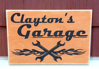 personalized gift wood sign