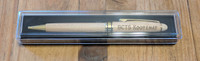 personalized engraved maple pen with gift box