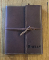 Personalized Leather Journal