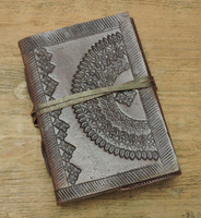 leather journal extra small