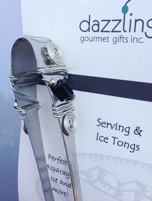 Dazzling Gourmet Ice Serving Tongs