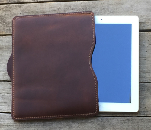 iPad Leather Sleeve - Generation 2 - 4 and Air 1 & Air 2
