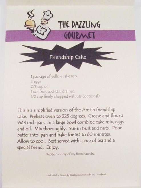 Dazzling Gourmet Beaded Friendship Spoons