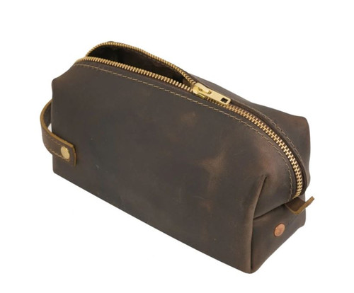 Large Leather Pouch - High Line by Rustico
