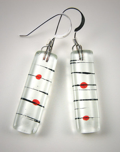 Momo Glassworks Momo II Earrings