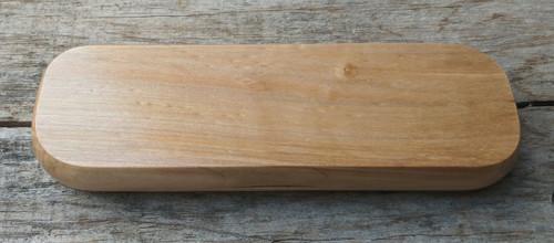 Maple wood pen case