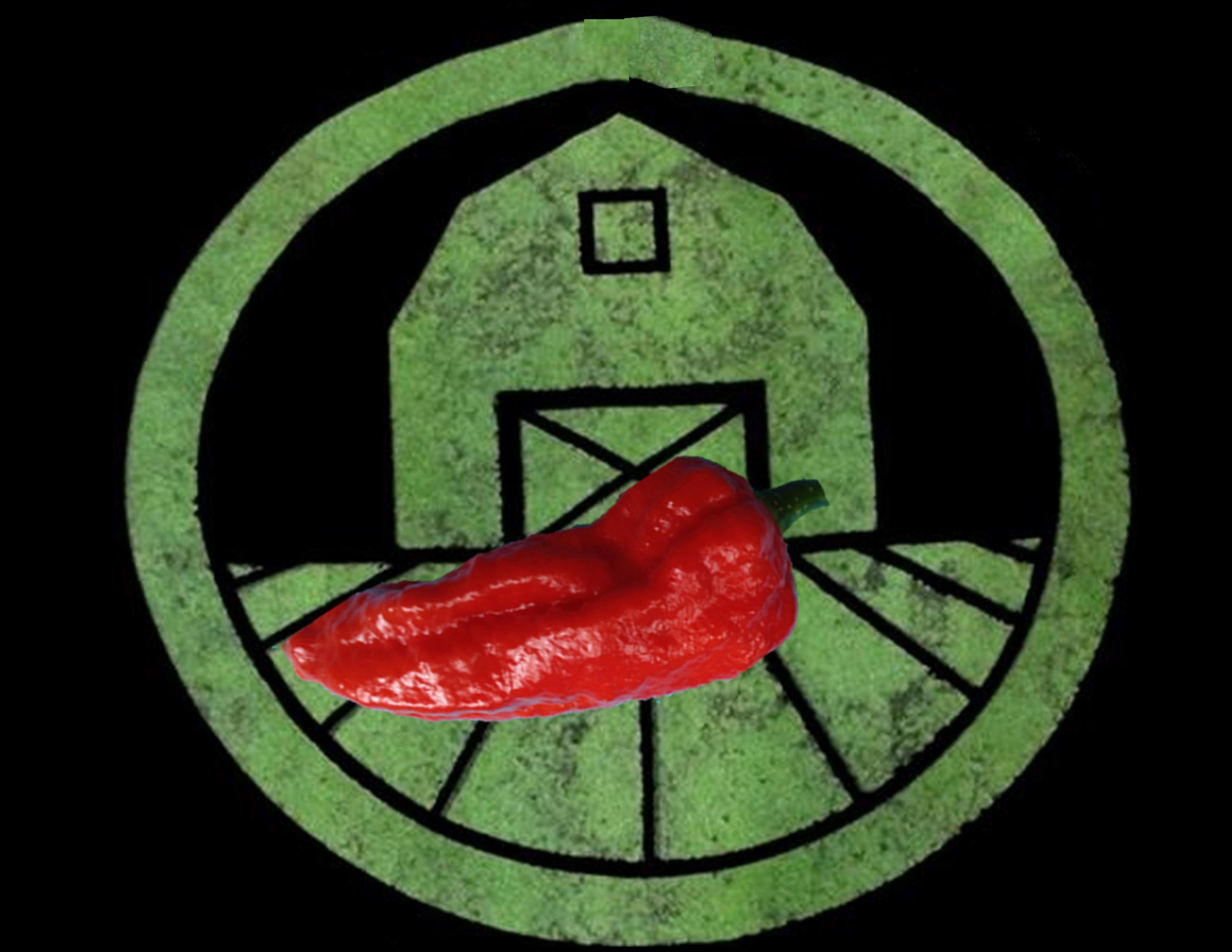 Red Ghost (Bhut Jolokia) Pepper | Tyler Farms