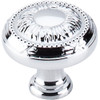 Top Knobs - Ribbon Knob  - Polished Chrome (TKM1622)