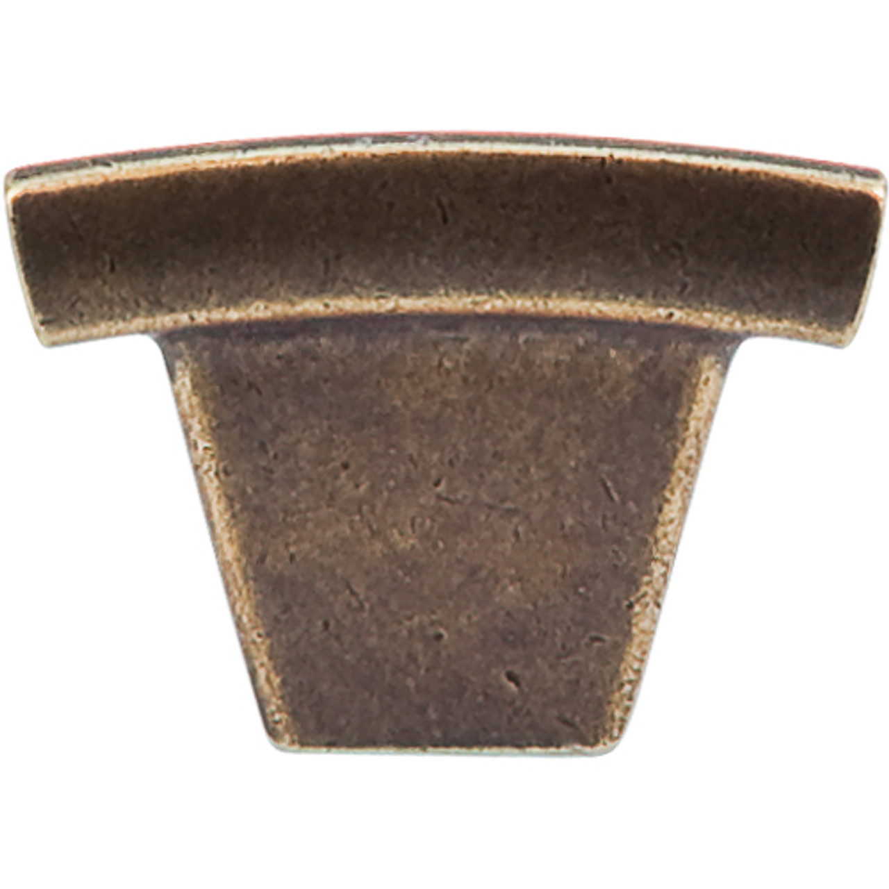 Top Knobs - Arched Knob   - German Bronze (TKTK1GBZ)