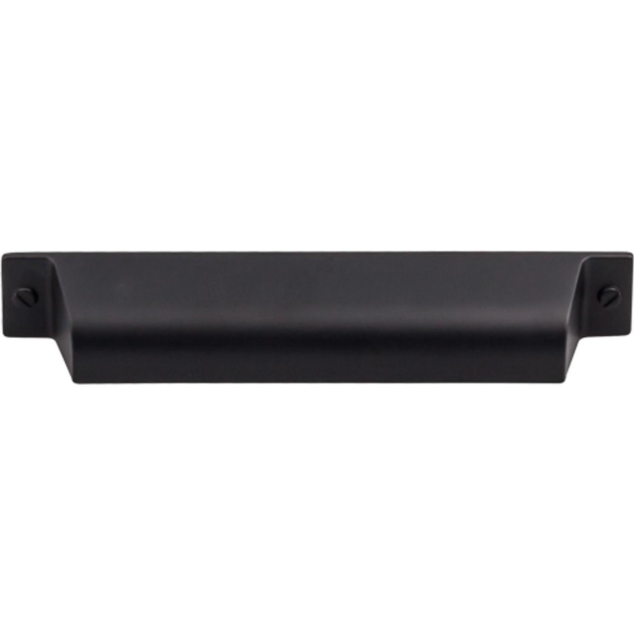 "Channing Cup Pull 5"" (c-c) - Flat Black (TKTK774BLK)"
